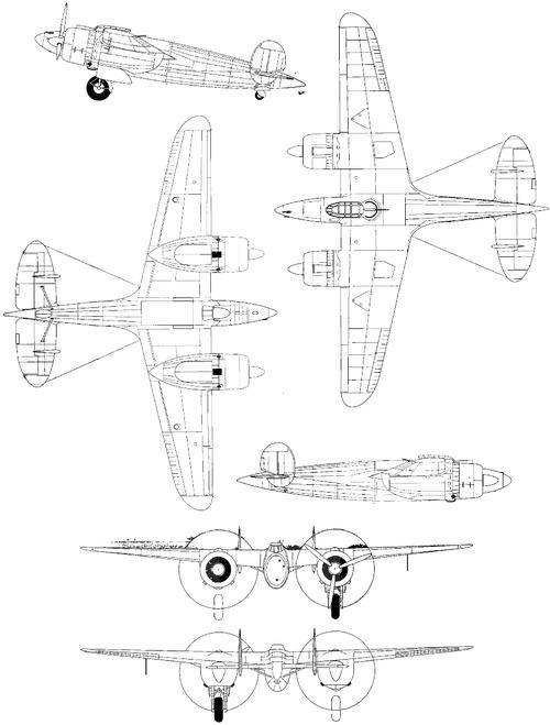 Breda Ba 88 P.XI