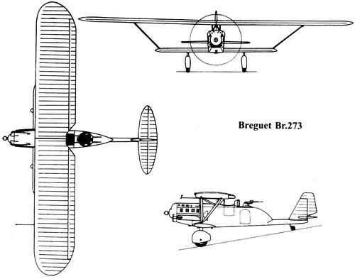 Breguet Br.273