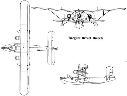 Breguet Br.521 Bizerte
