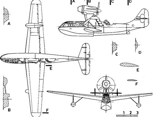 Breguet Br.790 Nautilus