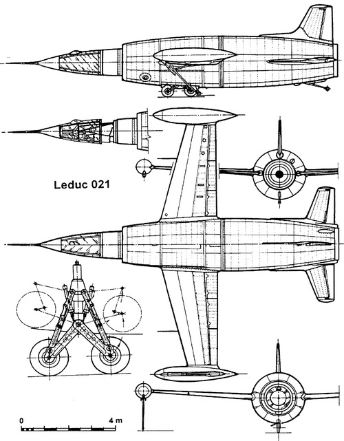 Breguet Leduc 021