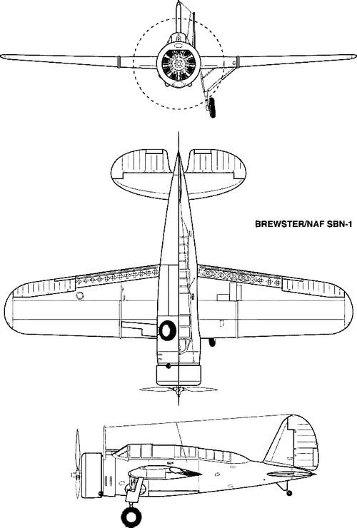Brewster SBN-1