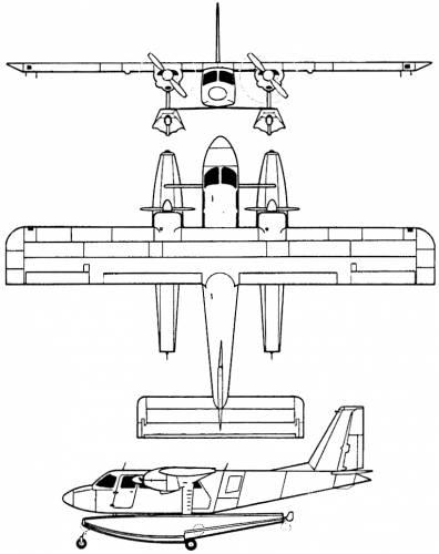 Britten-Norman BN-2 Islander