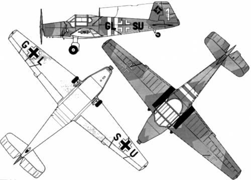 Bucker Bu 181A