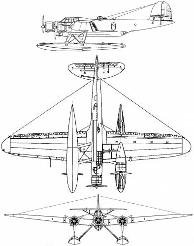 CANT Z-506 Airone