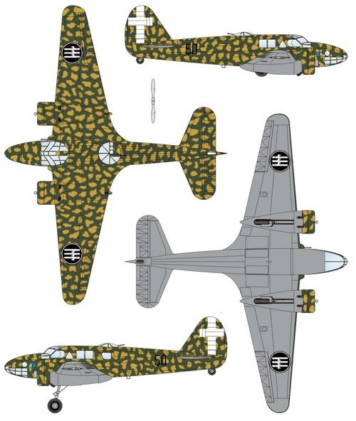 Caproni Ca.310 Libeccio