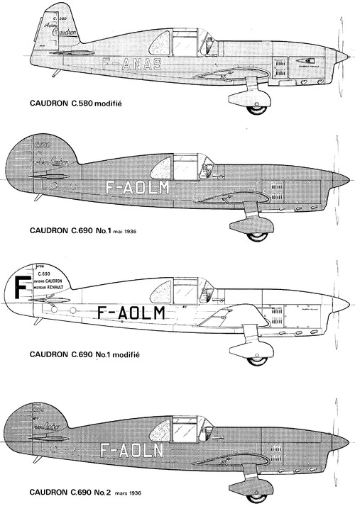 Caudron C.690