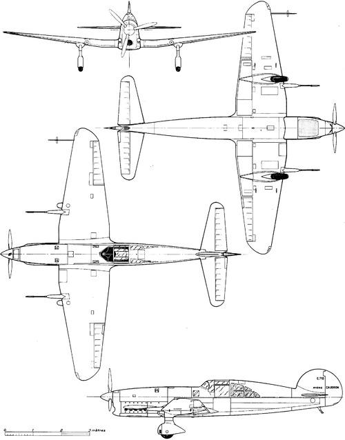 Caudron C.710