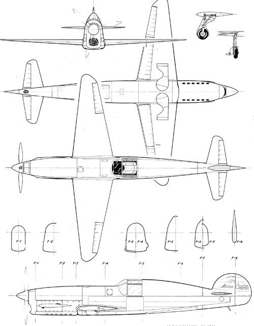 Caudron C.712