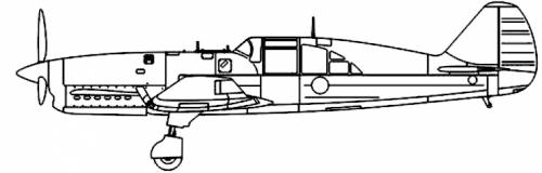 Caudron C.714C
