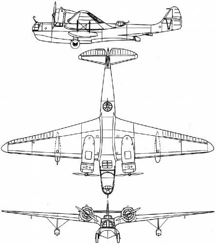 Cetverikov MDR-6