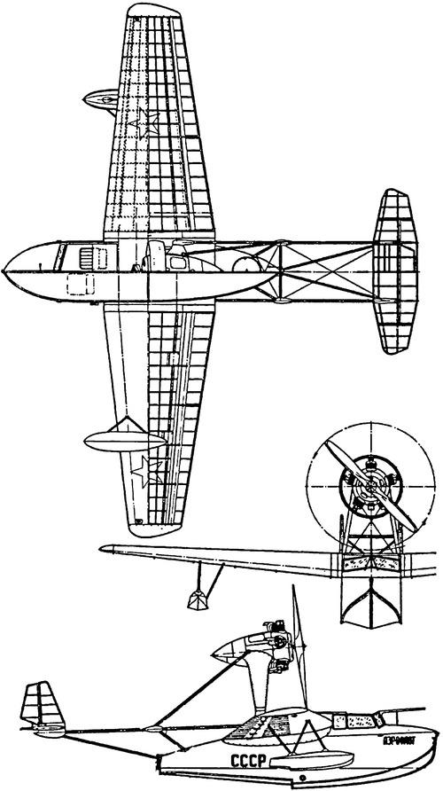 Chyetverikov SPL (Gidro-1)