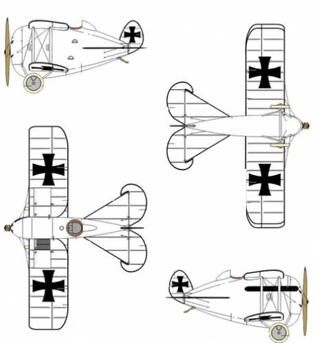 DFW T-28 Floh