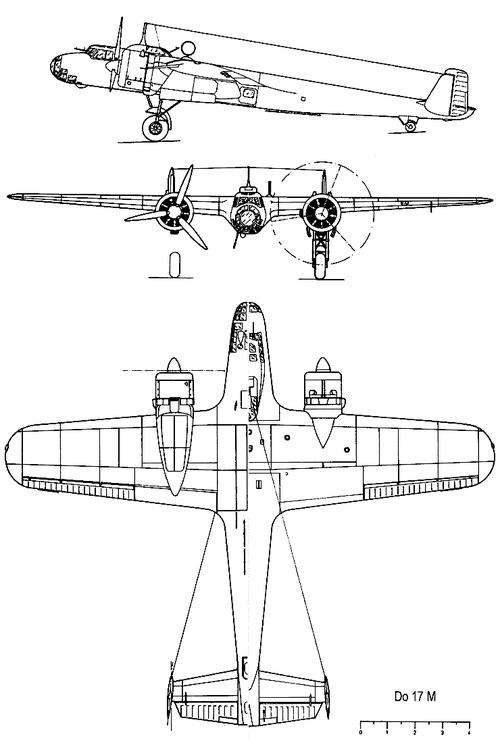 Dornier Do 17M