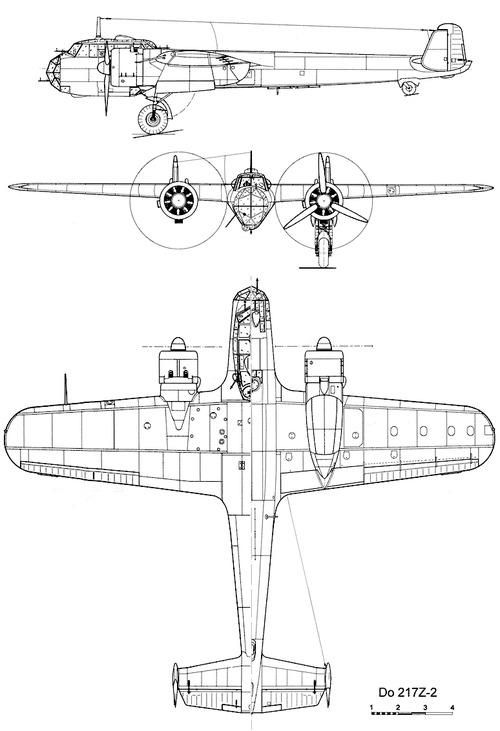 Dornier Do 217Z-2