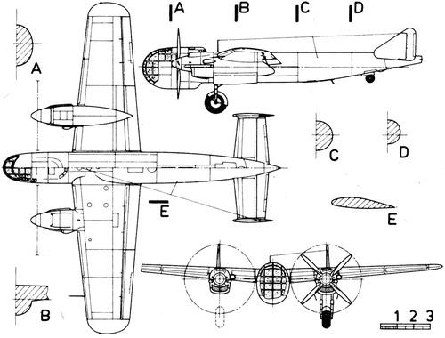 Dornier Do 317 V1