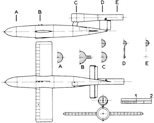 Fieseler Fi 103 Reichenberg V-1