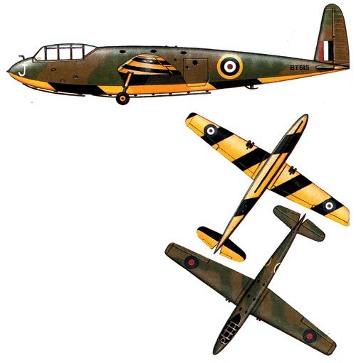 General Aircraft GAL.48 Hotspur Mk.II