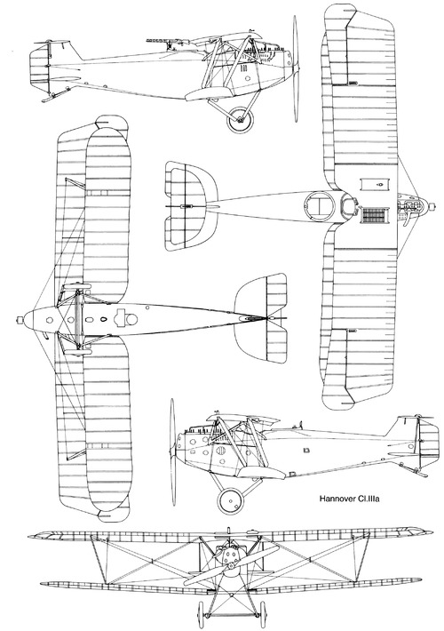 Hannover CL.111a