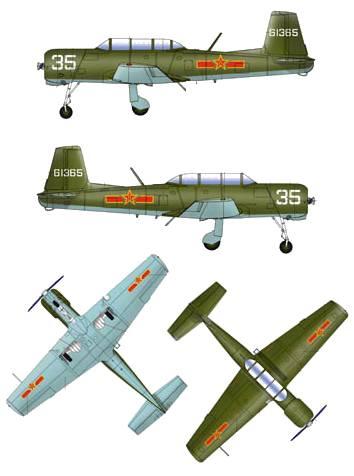 Nanchang CJ-6