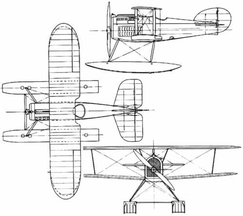 Avro 539 (England) (1919)
