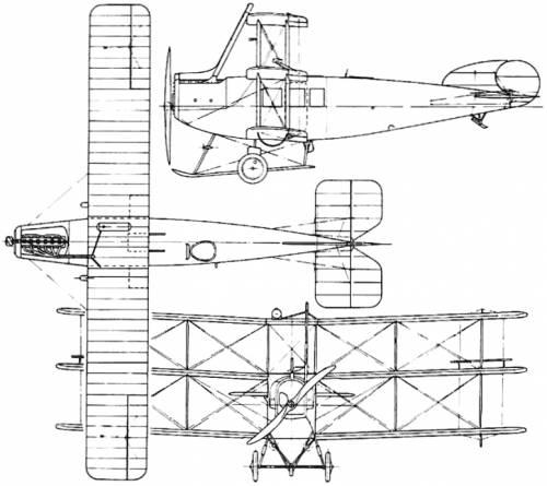 Avro 547 (England) (1920)