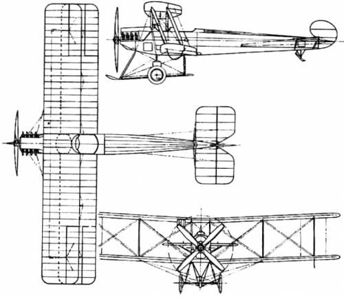 Avro 548 (England) (1919)