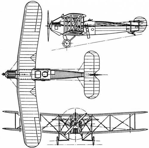 Avro 549 Aldershot (England) (1922)