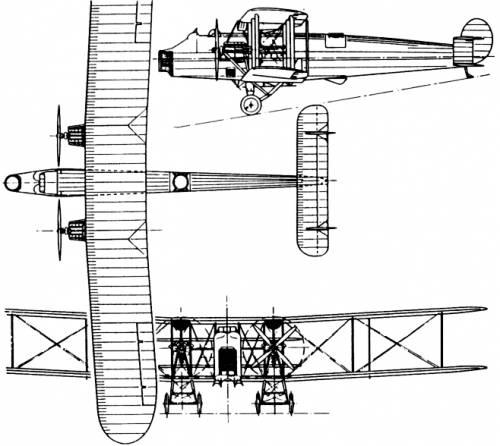 Avro 557 Ava (England) (1924)