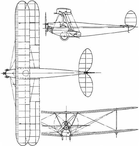 Avro 558 (England) (1923)
