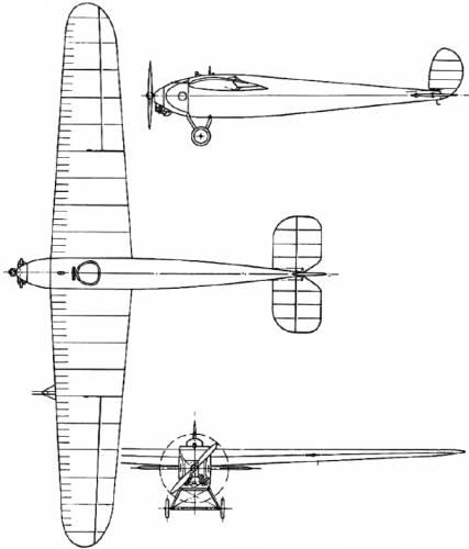 Avro 560 (England) (1923)