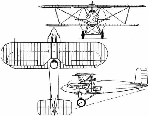 Avro 566 Avenger (England) (1926)