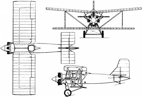 Avro 584