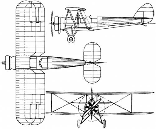 Avro 631 / 643 Cadet (England) (1932)