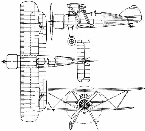 Avro 636 (England) (1935)