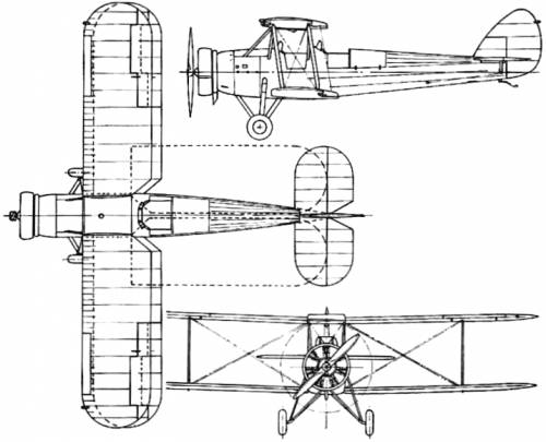 Avro 638 Club Cabet (England) (1933)