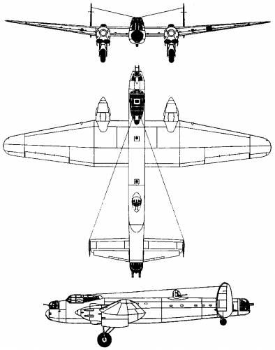 Avro 679 Manchester (England) (1939)