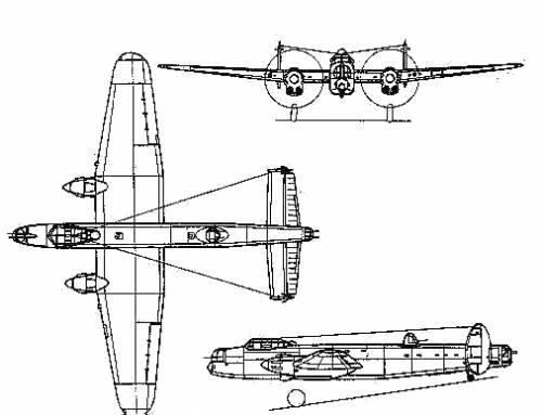 Avro 679 Manchester Mk. I A