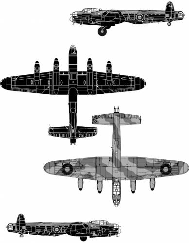 Avro 683 Lancaster B Mk.III