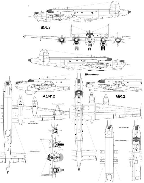 Avro 696 Shackleton
