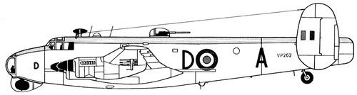 Avro 696 Shackleton MR Mk.I