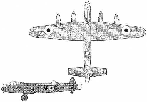 Avro Lancaster B.I