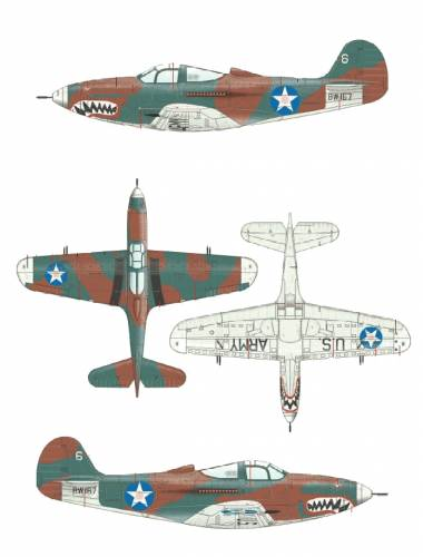 Bell Airacobra P-400
