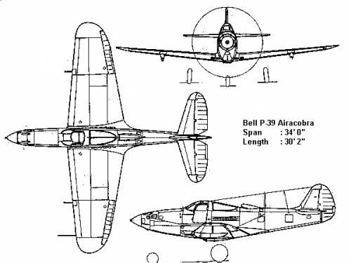 Bell P-39 Air Cobra