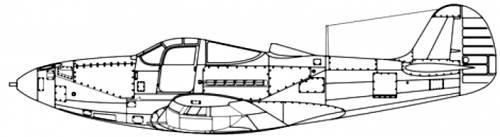 Bell P-39N Airacobra