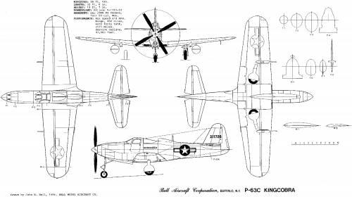 Bell P-63C King-Cobra