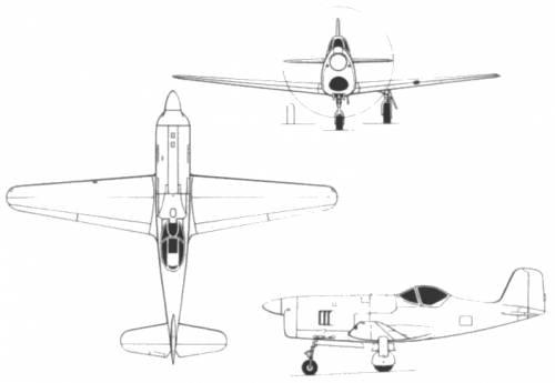 Bell P-77