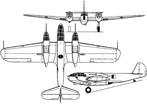 Bell YFM-1 Airacuda (1937)