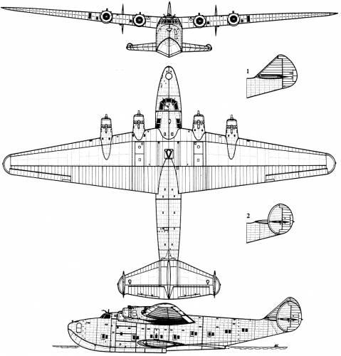 Boeing 314 American Clipper