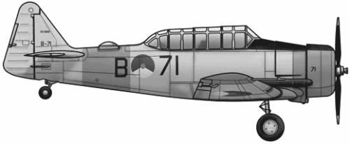 Boeing AT-16 Harvard